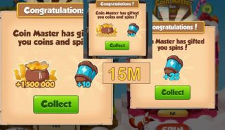 Coin Master Free Spin and Coin Link 20-Nov-2019