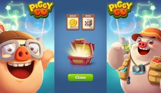 PIGGY GO TODAY GIFT LINK 16 FEB 2020