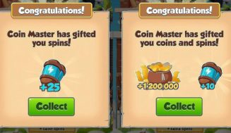Coin Master Free Spin and Coin Link 20-Feb-2020